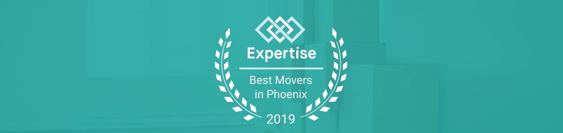 Best Movers in Phoenix 2019 Award